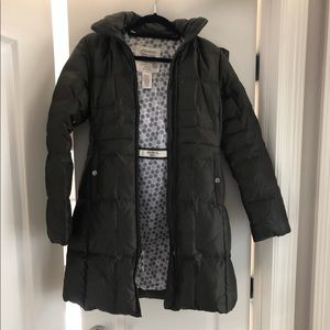 Eddie Bauer quality goose down, XS full length